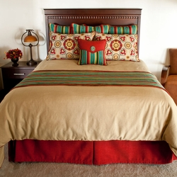 Sundance Turquoise Festiva Bedding Collection