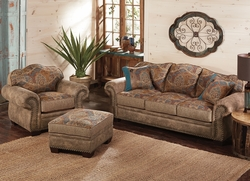 Sunset Canyon Southwestern Sofa Collection