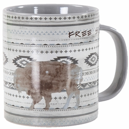 Taos Frost Mugs - Set of 4