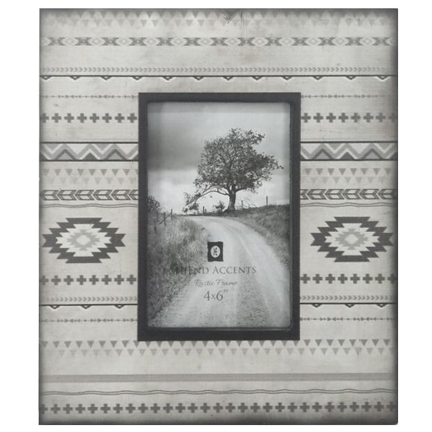 Taos Frost Photo Frame