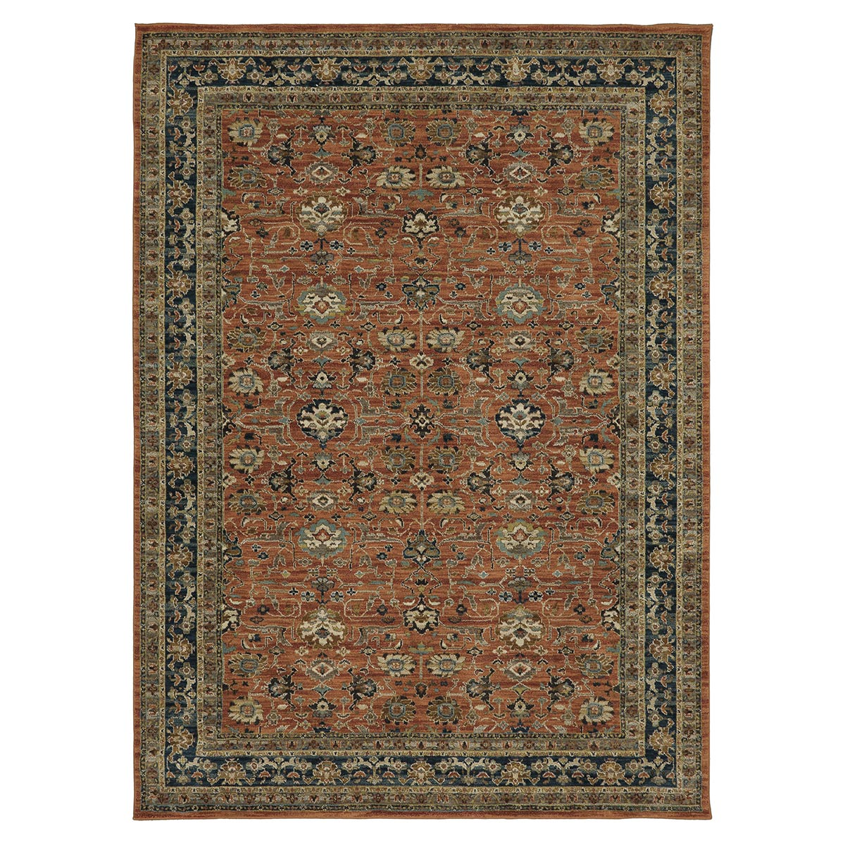 Terracotta Dreams Rug - 2 x 8