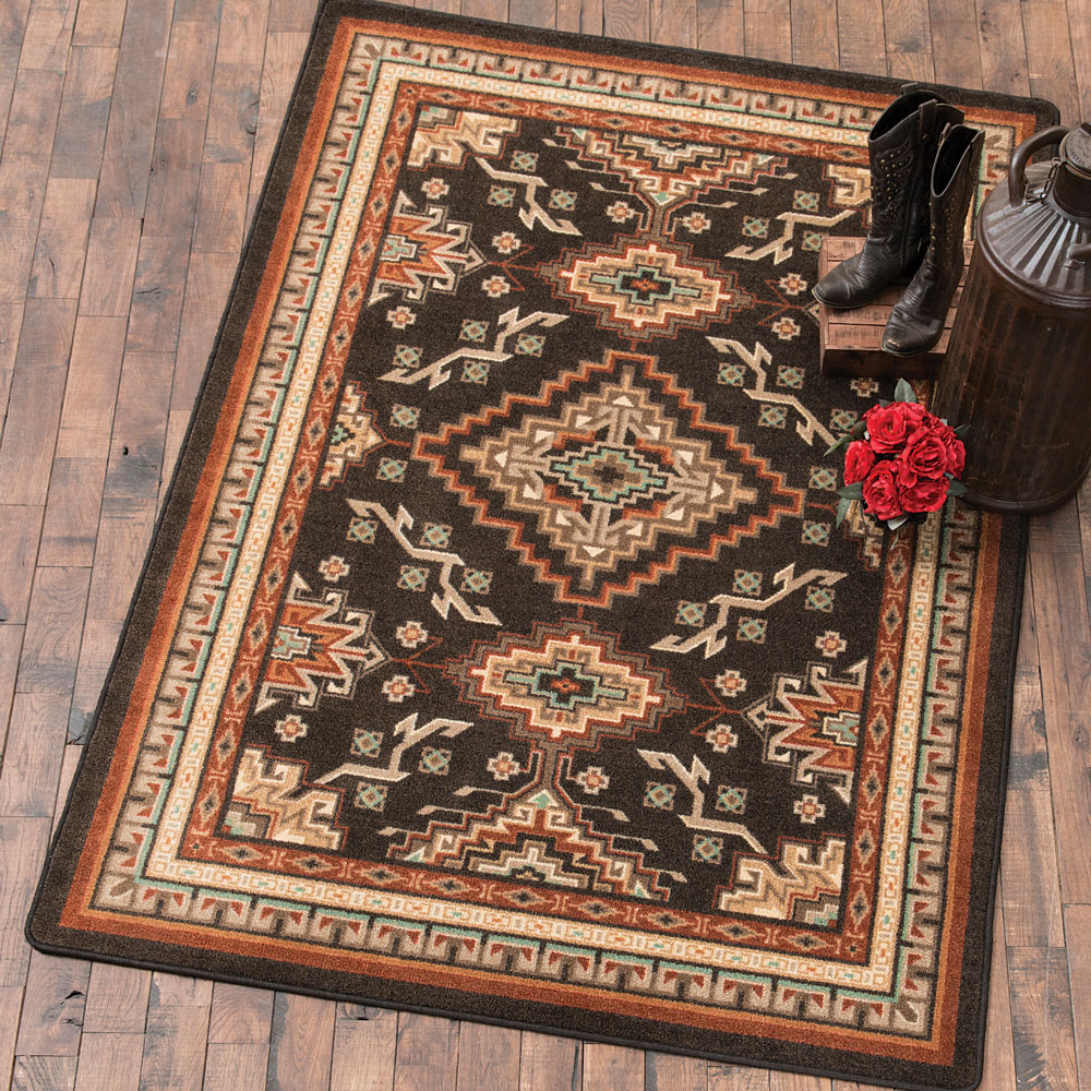 Teton Lodge Rug - 3 x 4
