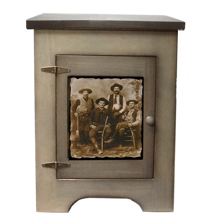 Texas Rangers Nightstand