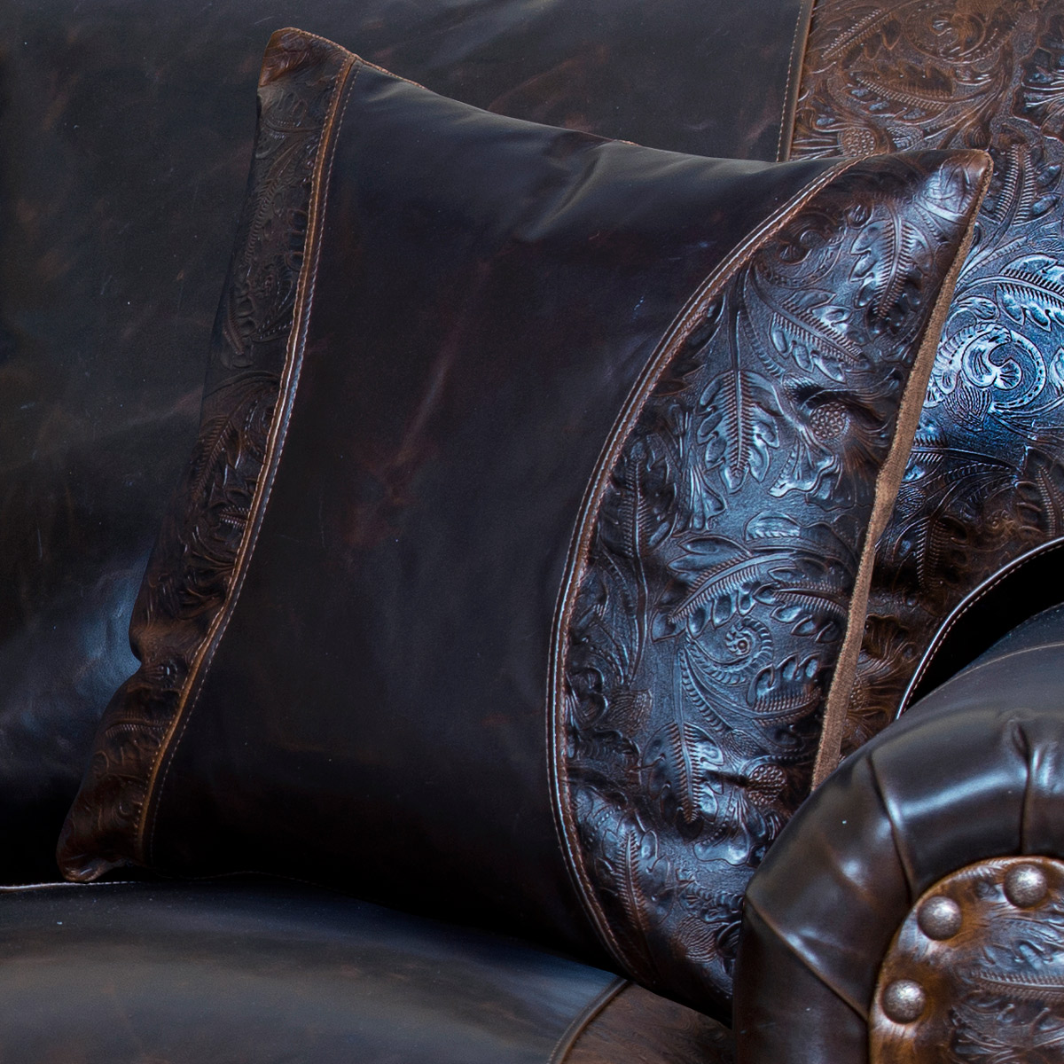 The American Outlaw Accent Pillow