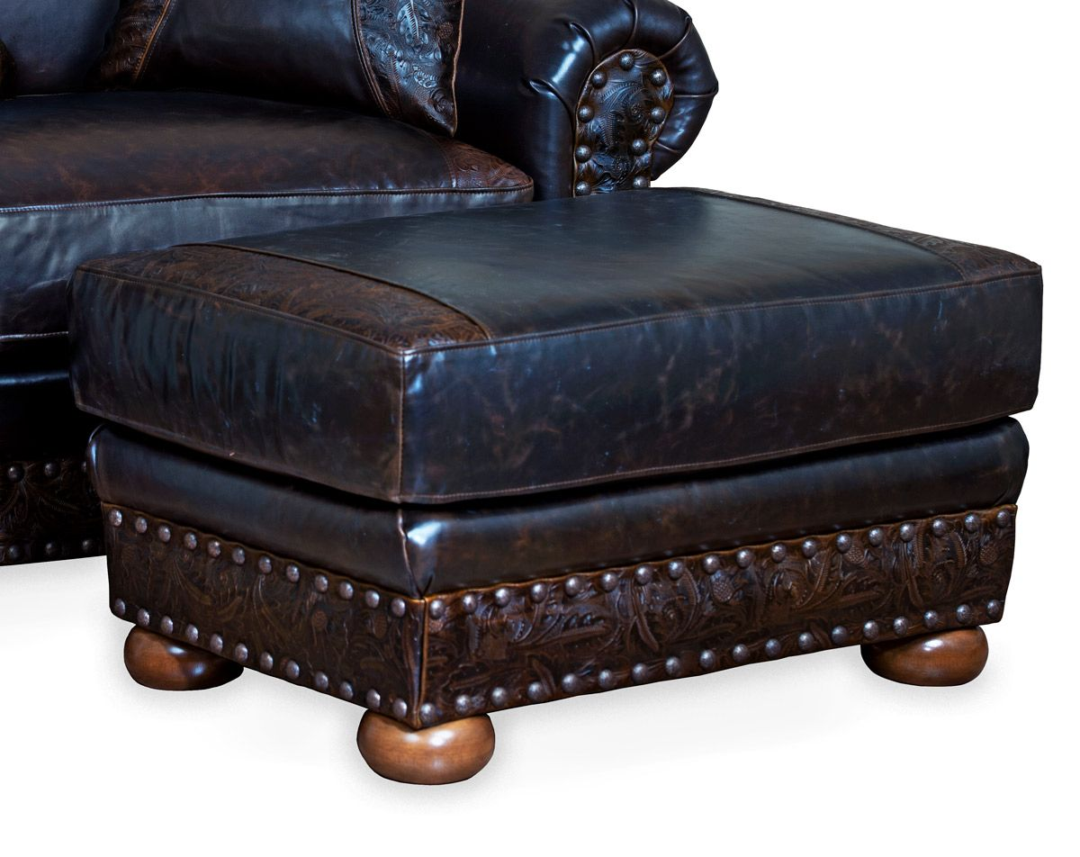 The American Outlaw Oversized Ottoman