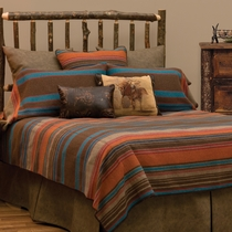 Tombstone III Value Bed Set - King