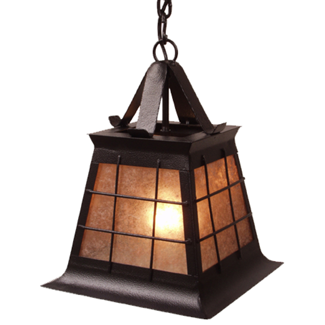 Top Ridge Small Pendant
