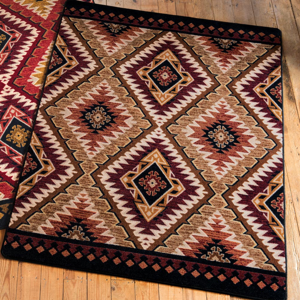 Traditions Gold Rug - 5 x 8