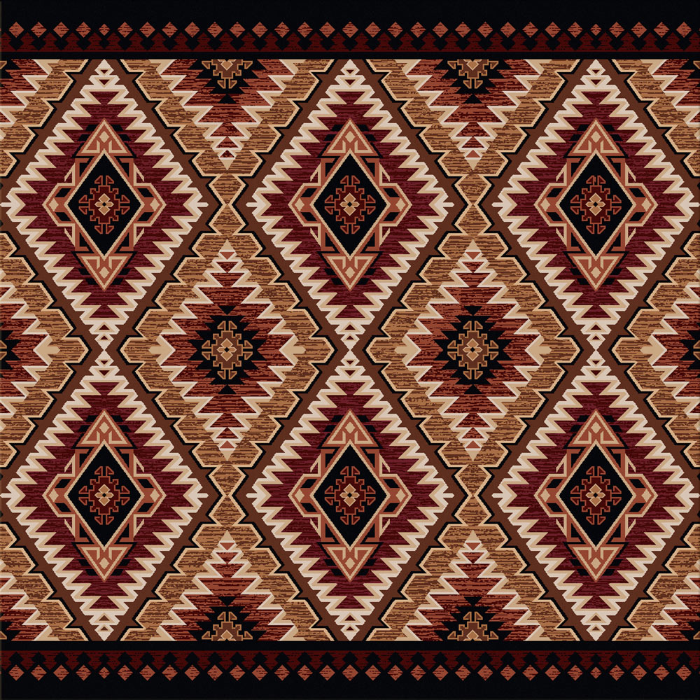 Traditions Gold Rug - 8 Ft. Square