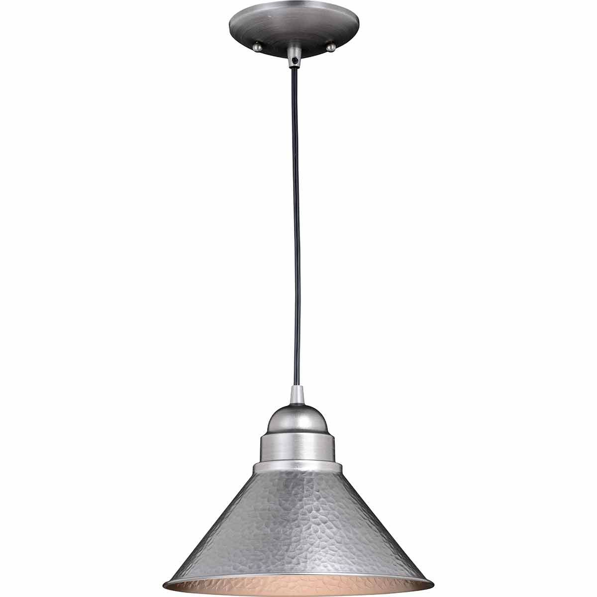 Trailhead Outdoor Pendant Light - Pewter