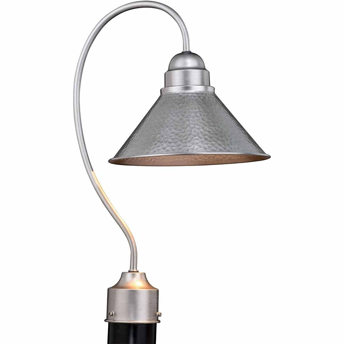 Trailhead Outdoor Post Light - Pewter