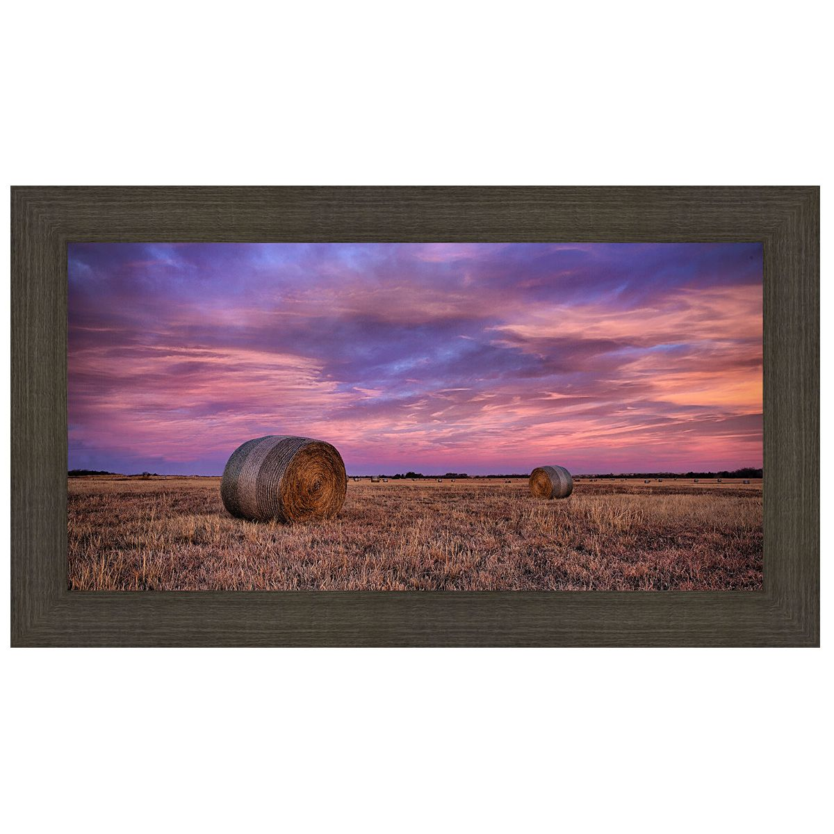 Tranquil Bales Wall Art
