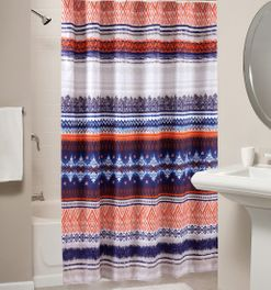 Tribal Chic Shower Curtain