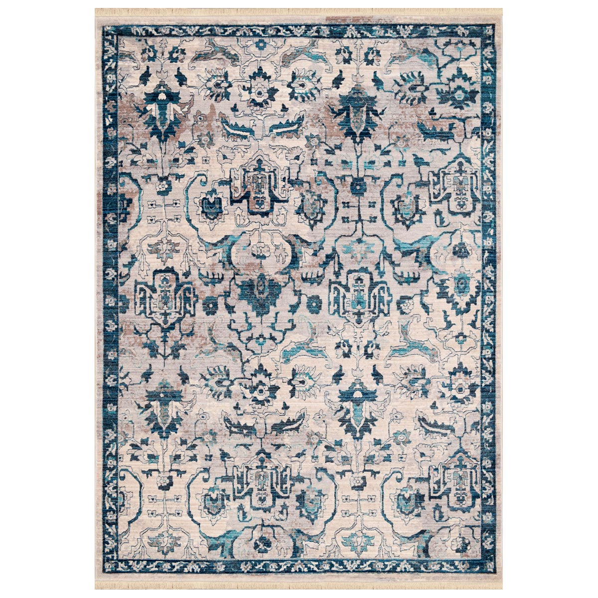 Tribal Day Rug - 13 x 15