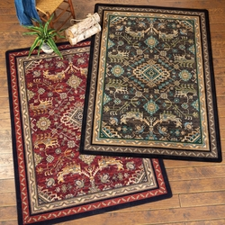 Tribal Echoes Rug Collection
