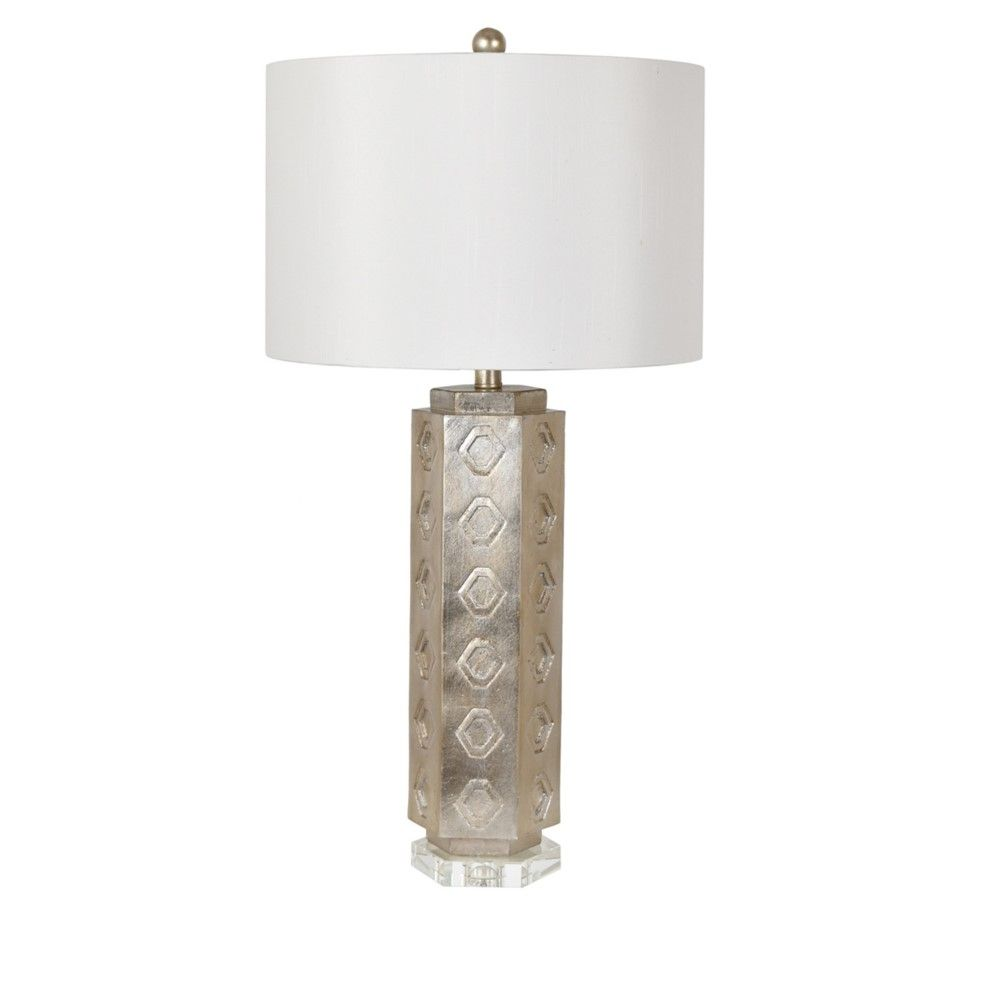 Tribal Goldmine Table Lamp