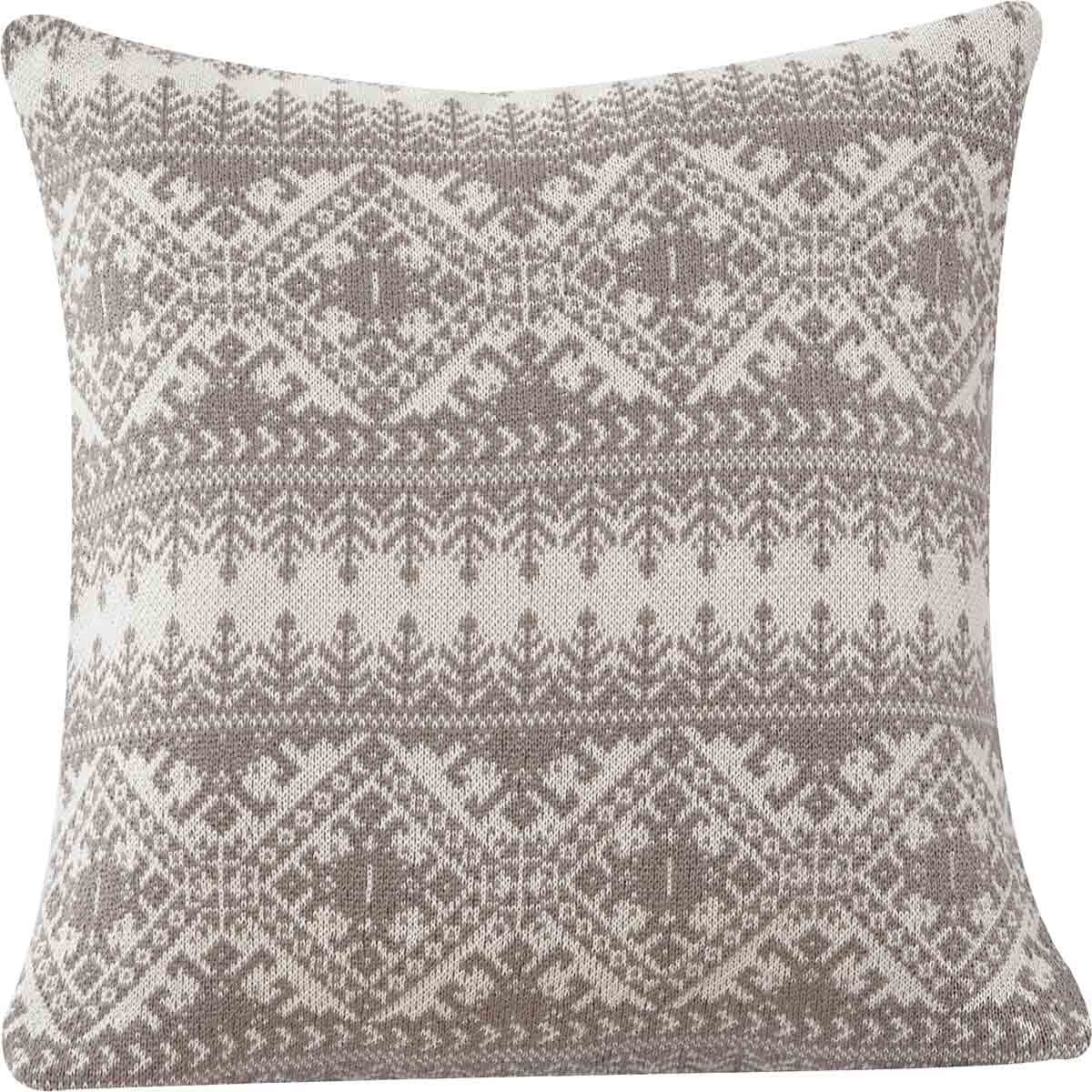 Tribal Knit Euro Sham