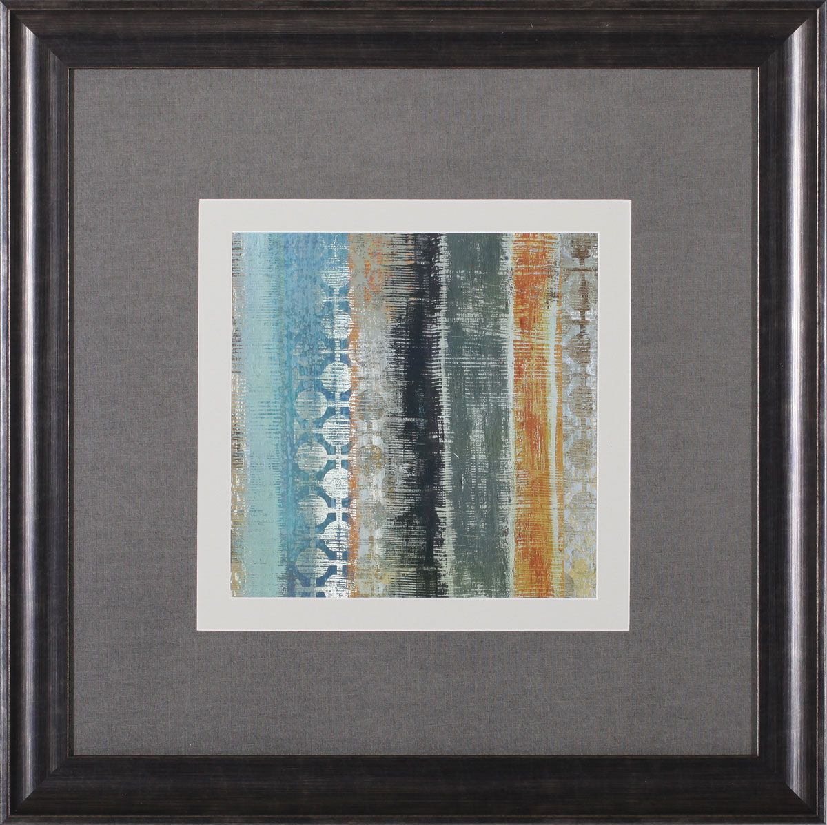 Tribal Moderne I Framed Print