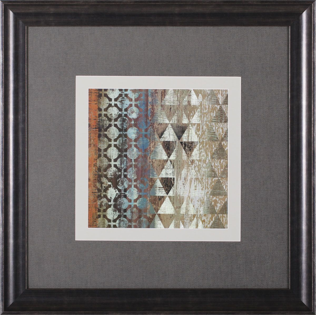 Tribal Moderne IV Framed Print