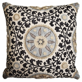 Tribal Platinum Pillows & Shams