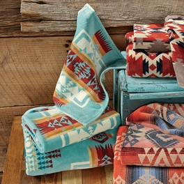 Tribal Sky Bath Towels