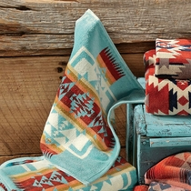 Tribal Sky Wash Cloth