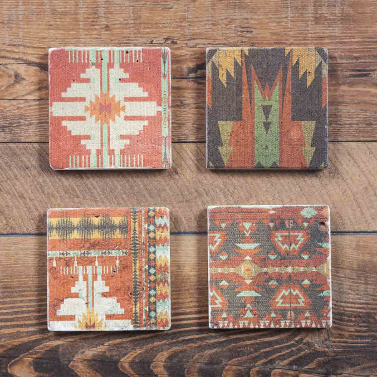 Tucson Coasters - Set of 4