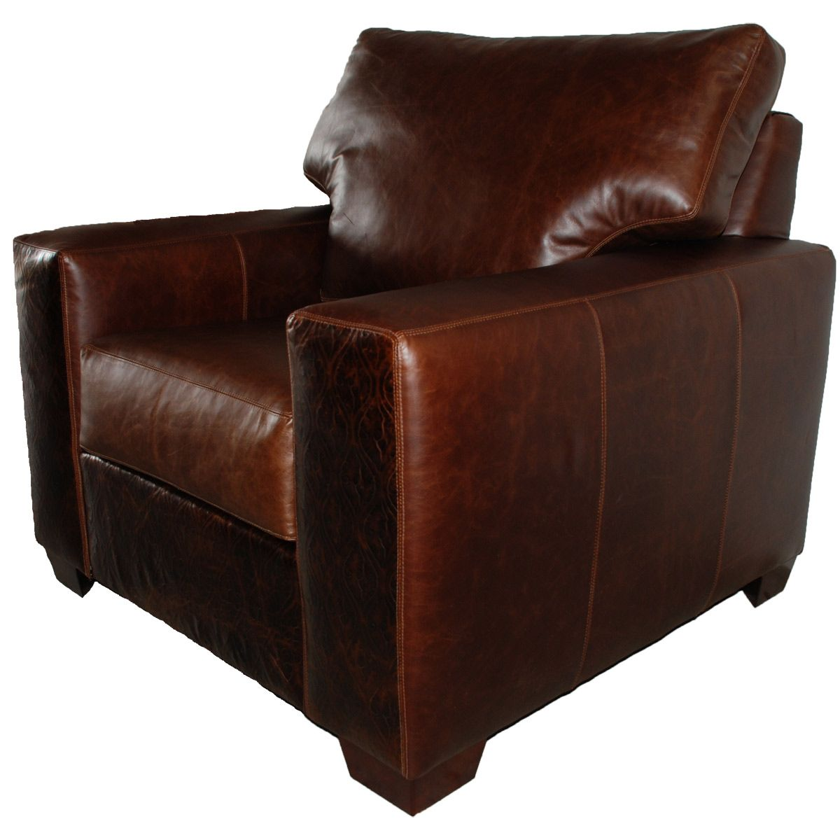 Tucson Straightback Club Chair