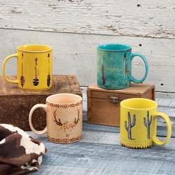 Tucson Themes Mug Sets