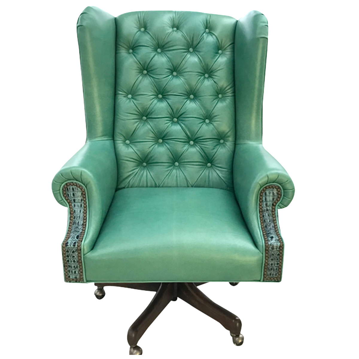 Turquoise Canyon Executive Chair