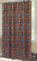 Turquoise Mesa Shower Curtain