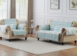 Turquoise Sky Furniture Covers