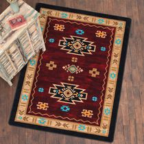 Two Canyons Rug - 3 x 4