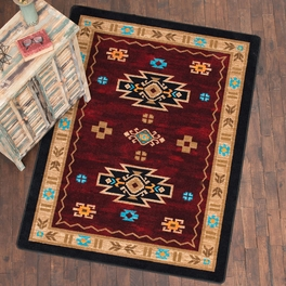 Two Canyons Rug Collection