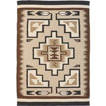 Two Gray Hills Tan Rug - 9 x 12