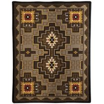 Two Sisters Rug - 11 Foot Octagon