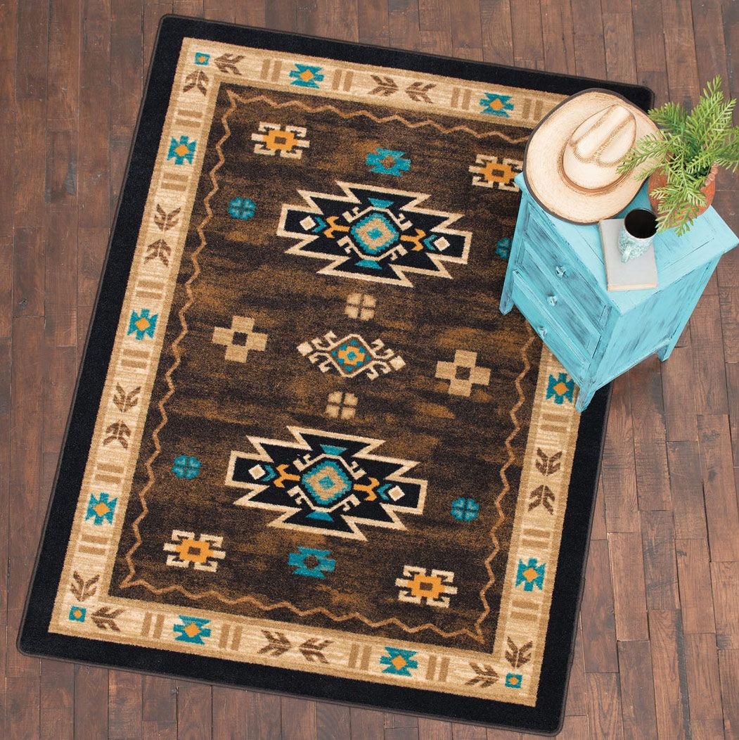 Two Valleys Rug - 3 x 4