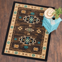 Two Valleys Rug - 4 x 5