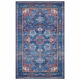 Upland Blue Sunset Rug Collection