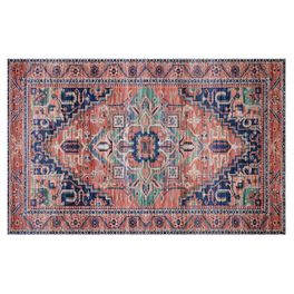 Upland Coral Sunset Rug Collection