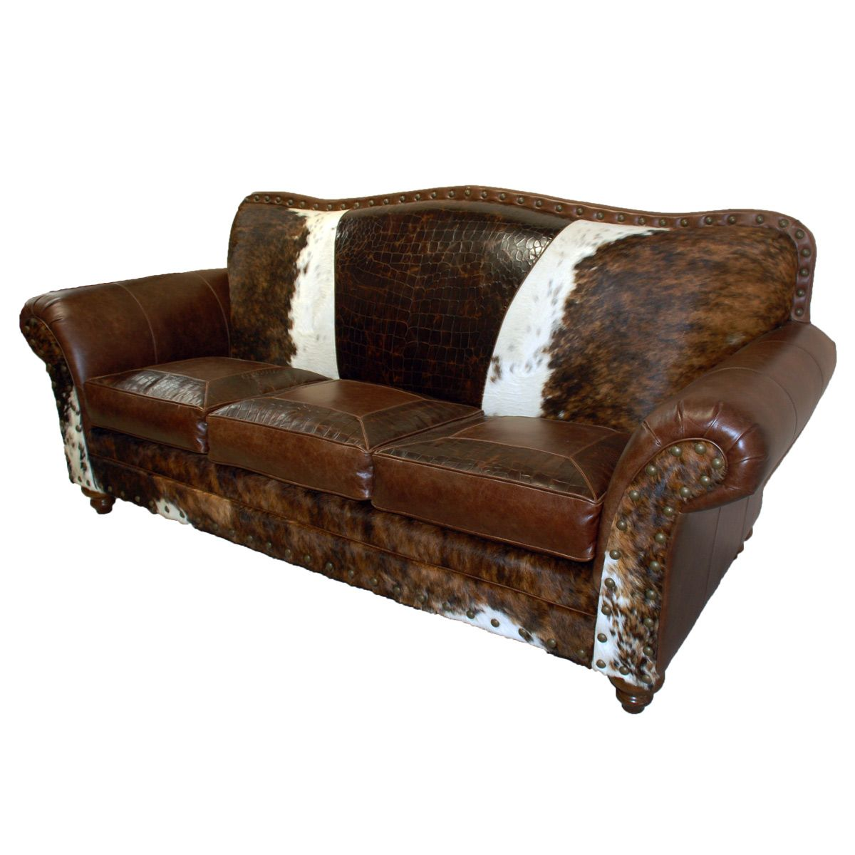 Vaquero 3 Cushion Sofa - 10 Ft.