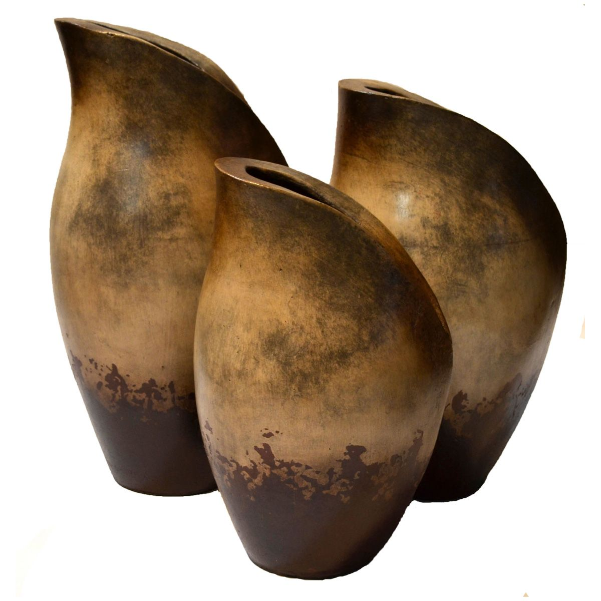 Velero Vases - Set of 3