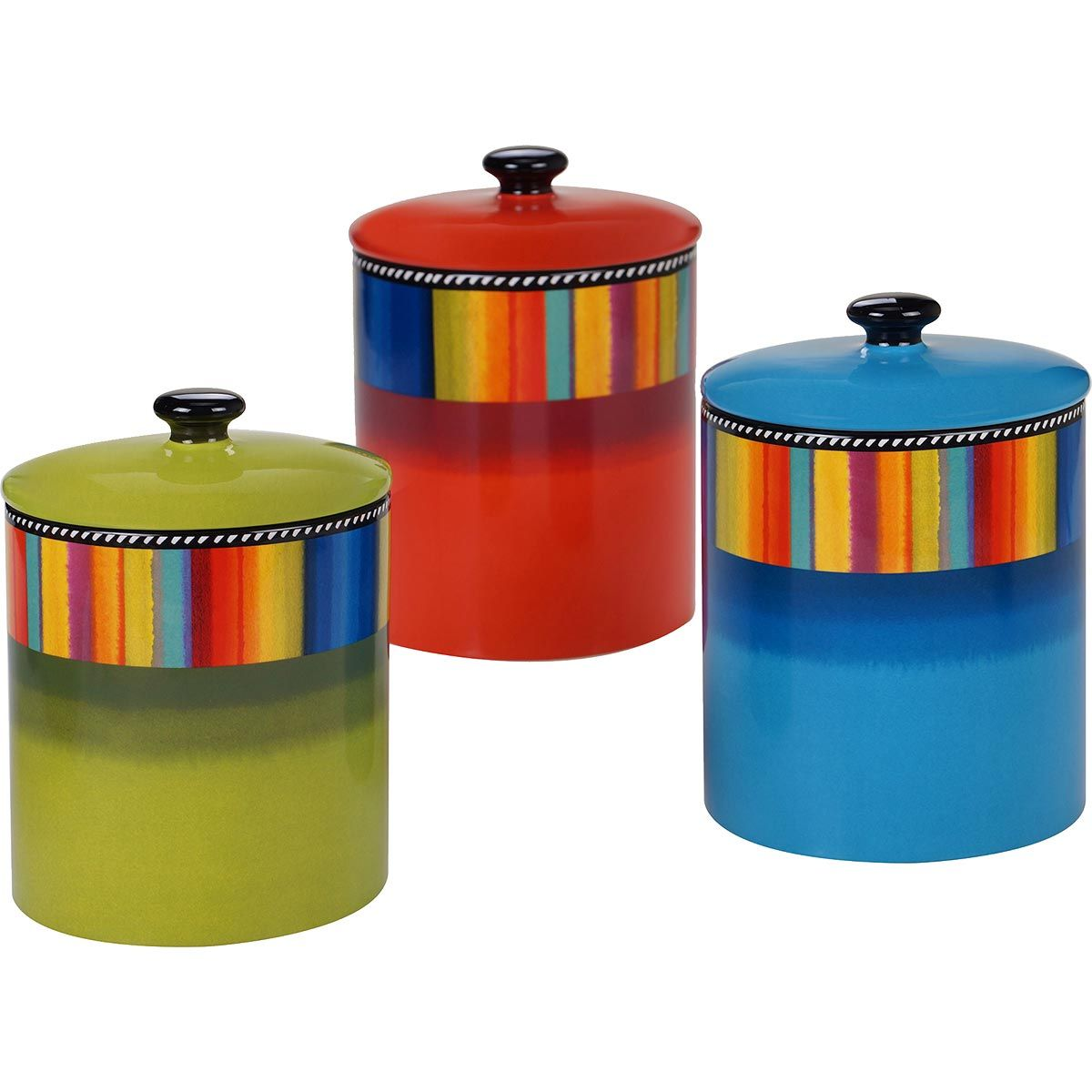 Viejo 3-Piece Canister Set