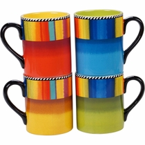 Viejo Mugs - Set of 4