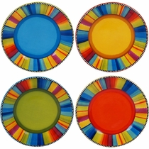 Viejo Salad Plates - Set of 4