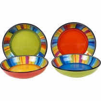 Viejo Soup/Pasta Bowls - Set of 4