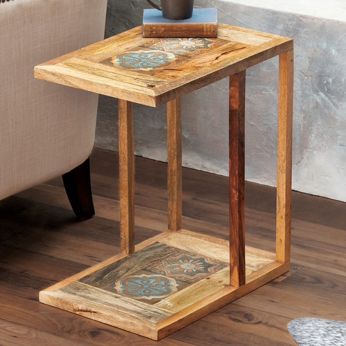 Viejo Tiles Side Table