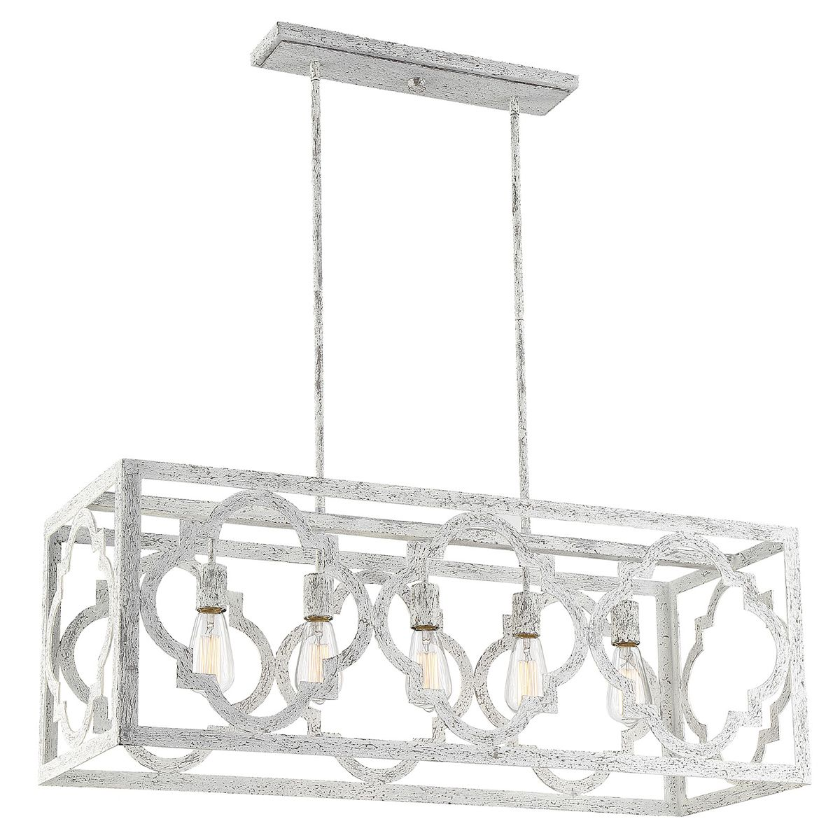 Walton 5 Light Linear Chandelier