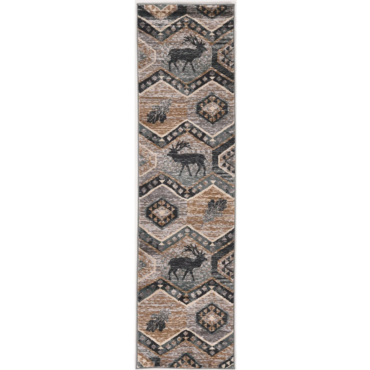 Wasatch Forest Rug - 2 x 8