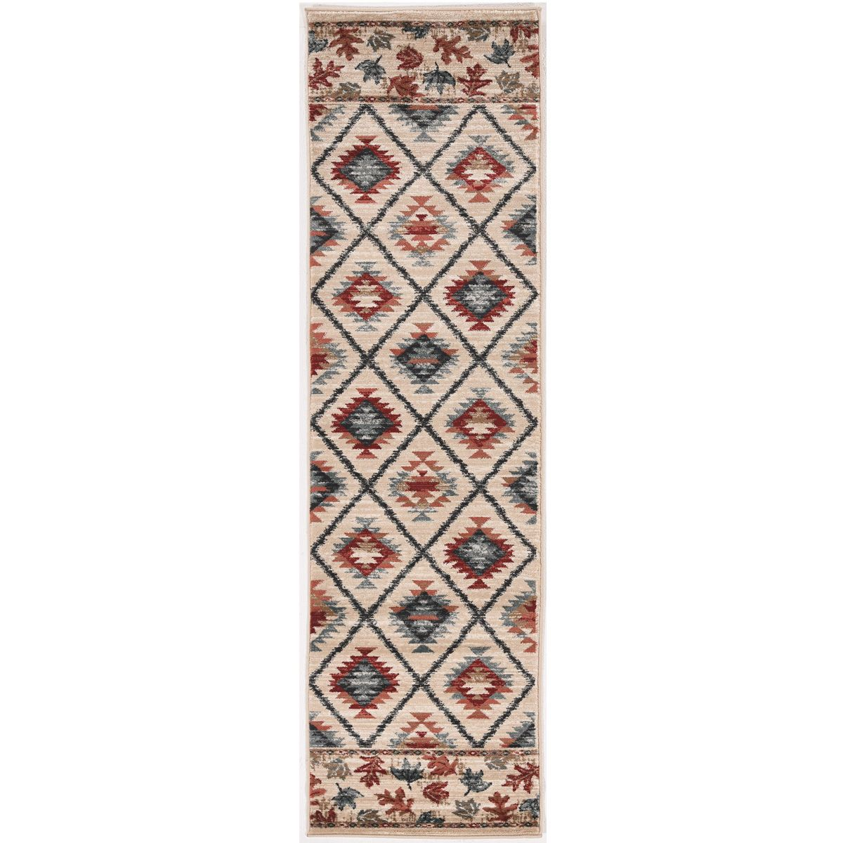 Wasatch Ivory Rug - 2 x 8